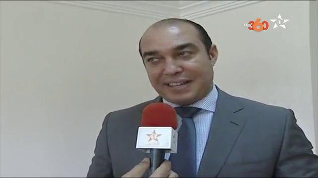 محمد أوزين و حكايته مع تنظيم المغرب لكأس إفريقيا
