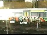 Def Metal Trailer graff train