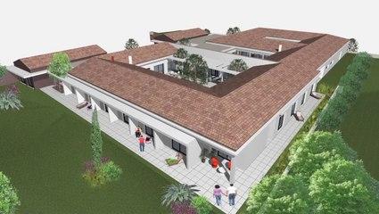 La Maison pose la première pierre de la Villa Izoï