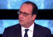 """Hollande : """"Je ne suis pas masochiste"""" - ZAPPING ACTU DU 07/11/2014"""