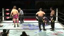 Daisuke Sekimoto & Hideyoshi Kamitani vs. Kankuro Hoshino & Masato Inaba (BJW)