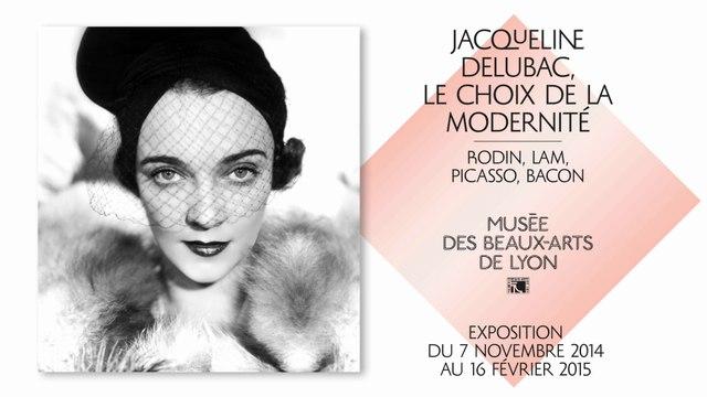 Bande-annonce Exposition Lyon Jacqueline Delubac