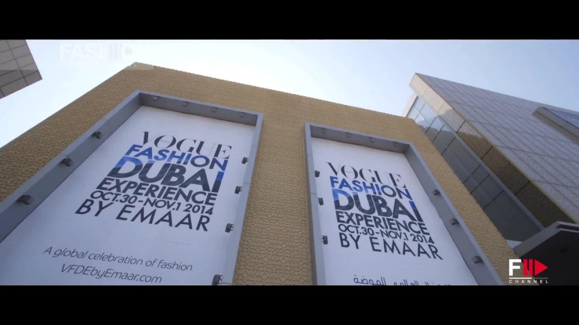 VOGUE DUBAI FASHION EXPERIENCE by Fashion Channel