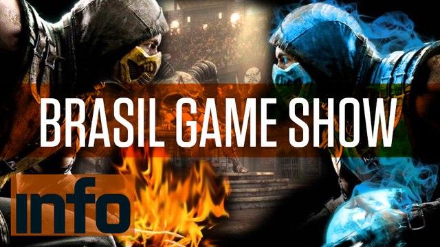 SemanaTech 425: Jornalistas da INFO falam sobre a Brasil Game Show 2014