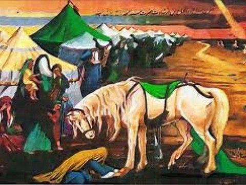 karbal ki kahani jab koi  by Syed Asad Jahan - Noha - Pursa