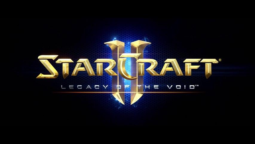 [Trailer] StarCraft II - Legacy of the Void FR [HD]
