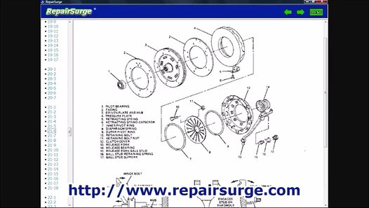 Mitsubishi Galant Service  U0026 Repair Manual 1998 1999 2000