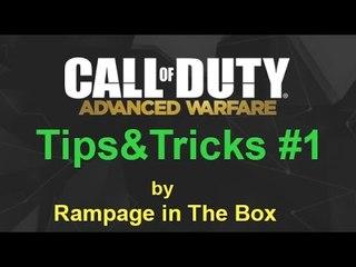 Cod Advanced Warfare: Tips &Tricks #1
