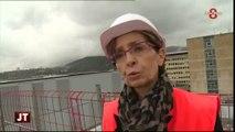Nouvel hôpital de Chambéry : Les avancées du chantier