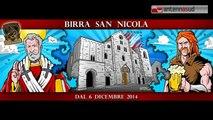 TG 07.11.14 Birra San Nicola, una birra artigianale nel nome del Santo
