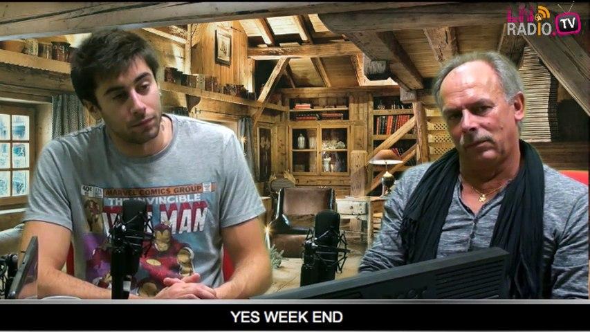 Yes week end - samedi 9 novembre 2014