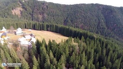Mănăstirea Rarău - Transrarăul - Poiana Sihăstriei