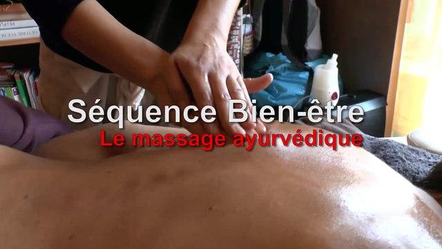Karine HUET, massage à domicile
