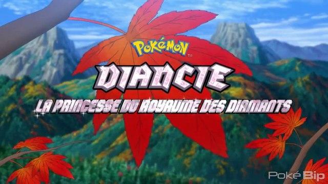 Pokémon - Diancie la princesse du royaume des diamants (Préquel film 17)