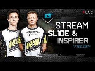 SL1DE & Inspirer stream (WT auf Pz.IV & WZ-120)