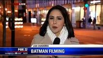 "Batman v Superman Dawn of Justice (2016) - ""Superman save Lois"" Set Chicago [VO-HD]"