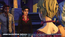 The Wolf Among Us Walkthrough Episode 3 A Crooked Mile Part 1 (HD)