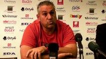 Top 14 - Christophe Urios officialise son départ à Castres