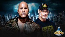 WWE WrestleMania 29 (XXIX) - WWE Championship Match - The Rock © vs. John Cena