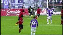 Resumen de CD Mirandés (0-0) Real Valladolid - HD