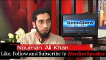 Part II - Tips To Improve Your Character by Nouman Ali Khan