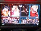Tekken Tag 2 casuals - Lili/Xiaoyu vs Kazuya/Bob