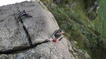 Bodinausore Les Jumeaux Le Brévent Aiguilles Rouges Chamonix Mont-Blanc escalade