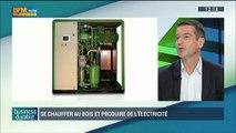 Novotek: quand la chaudière produit aussi de l'électricité: Olivier Camp et Olivier Duverdier (2/5) - 09/11