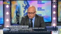 """""""Avoir l'audace d'entreprendre"""", le nouveau MOOC de l'ESG Management School: Adnane Maâlaoui - 10/11"""