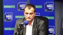 """""""Nicolas Sarkozy a aujourd'hui une tête énorme"""" - Louis Aliot (FN) invité de France Bleu 107.1 et Metronews"""