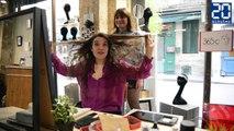 Tuto Coiffure : un chignon de soirée tressé pour cheveux courts et longs