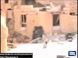 Video of Syrian boy saving a girl amid heavy firing goes viral.