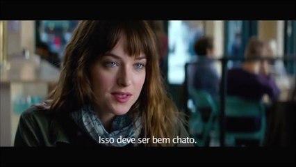 Cinquenta Tons de Cinza - Trailer  Legendado