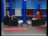 İlker Başbuğ Ulusal Kanal canlı yayınına katıldı