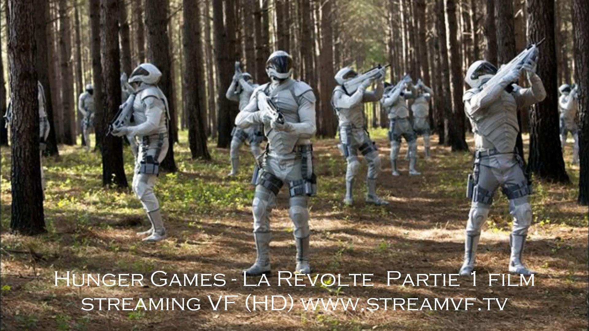 Hunger Games 3 La Révolte regarder film streaming VF en français et télécharger