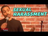 Stand Up Comedy By Willis Turner - Sexual Harassment... BAY BEE (