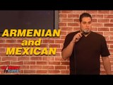 Stand Up Comedy By Jack Jr - Armenian and Mexican