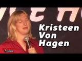 Quicklaffs - Kristeen Von Hagen Stand Up Comedy