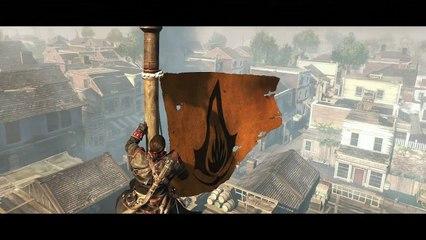 Assassin's Creed Rogue - Trailer de lancement de Assassin's Creed Rogue