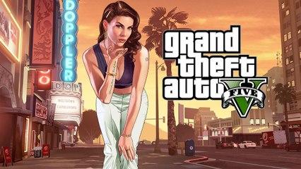 GTA V Xbox One PS4 - Trailer de Lancement FR