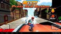 Street Skater : Speed rush - Android gameplay PlayRawNow