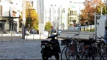 Tramway de Bordeaux 28 octobre 2014