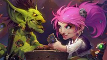 CGR Trailers - HEARTHSTONE: HEROES OF WARCRAFT Goblins vs. Gnomes Intro