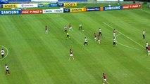 Football - Le magnifique lob d'Ovelar lors du Superclasico