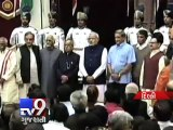 Congress cries foul over tainted ministers, government hits back - Tv9 Gujarati