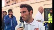 San Severo - Fidelis Andria 0-1 | Intervista Sebastian Colucci (Difensore USD San Severo)