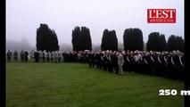 Le 11 novembre à l'ossuaire de Douaumont