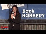 Stand Up Comedy by Heather Marie Zagone - Bank Robbery