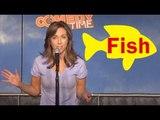 Stand Up Comedy By Jodi Miller - Jokey Joke Short - Fish