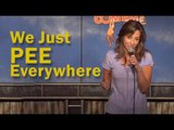Stand Up Comedy By Jodi Miller - We Just Pee Everywhere